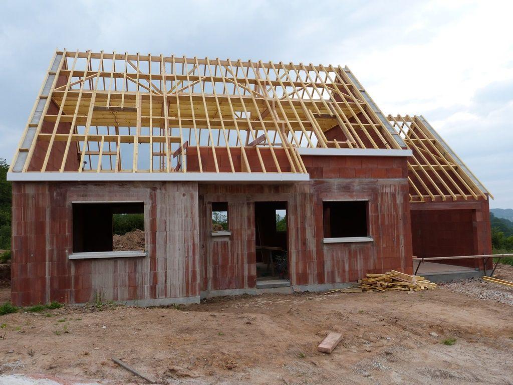 Etapes construction maison a etage for Construction maison etage