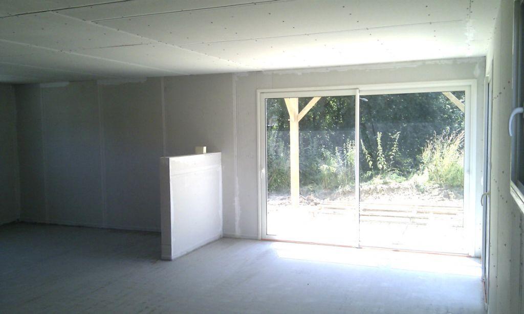 enduit de soubassement l vation des murs et charpente. Black Bedroom Furniture Sets. Home Design Ideas
