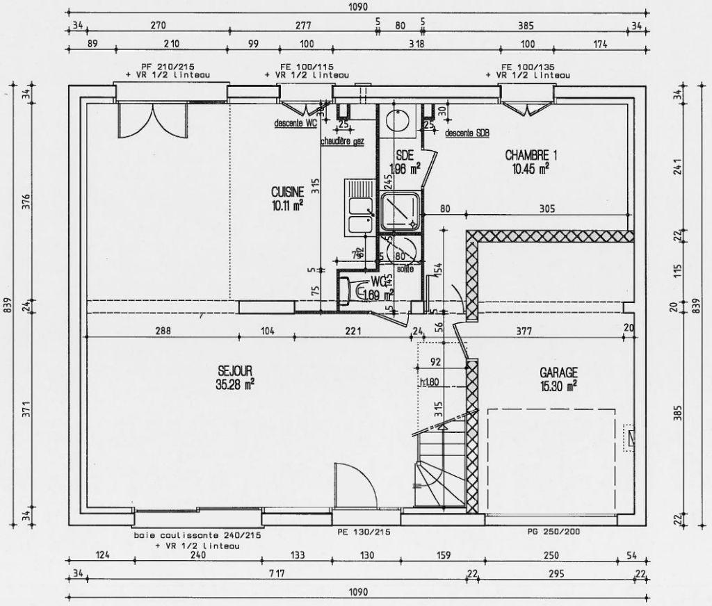 Combien coute la peinture d une maison une calculette for Combien coute un architecte d interieur