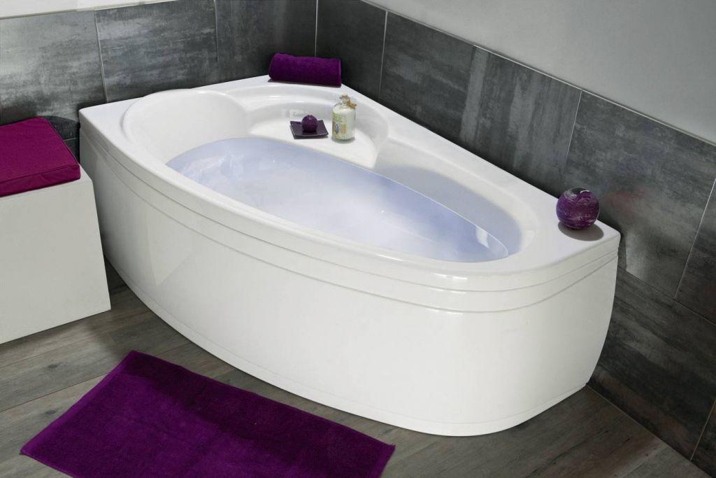 baignoire asymetrique 160*100
