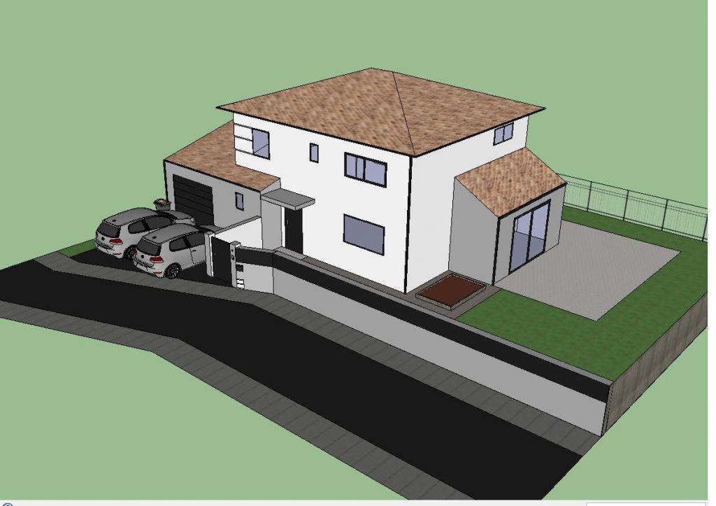 Idée pour parking, vue 2