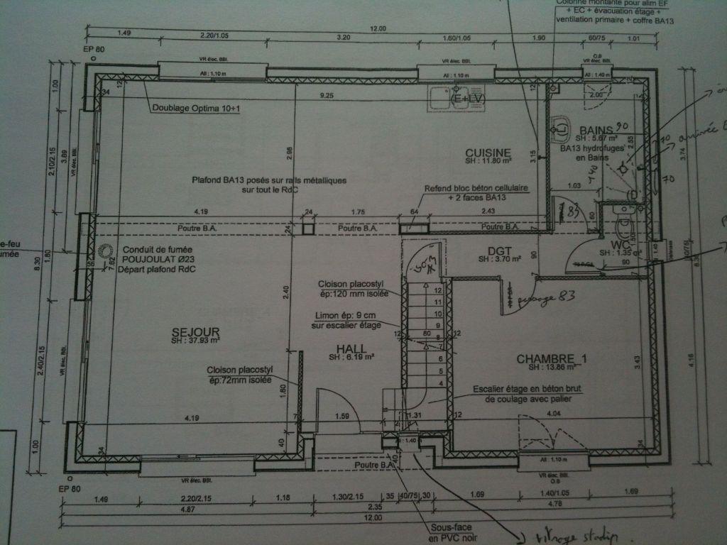 norme escalier 1 4 tournant avec palier 6 messages. Black Bedroom Furniture Sets. Home Design Ideas