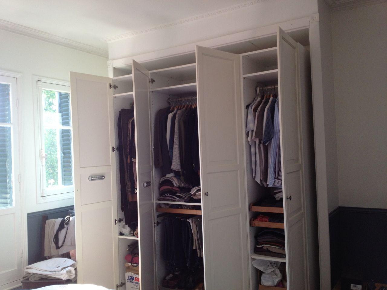 construction et am nagement du dressing cr pi c 39 est fini val d oise. Black Bedroom Furniture Sets. Home Design Ideas