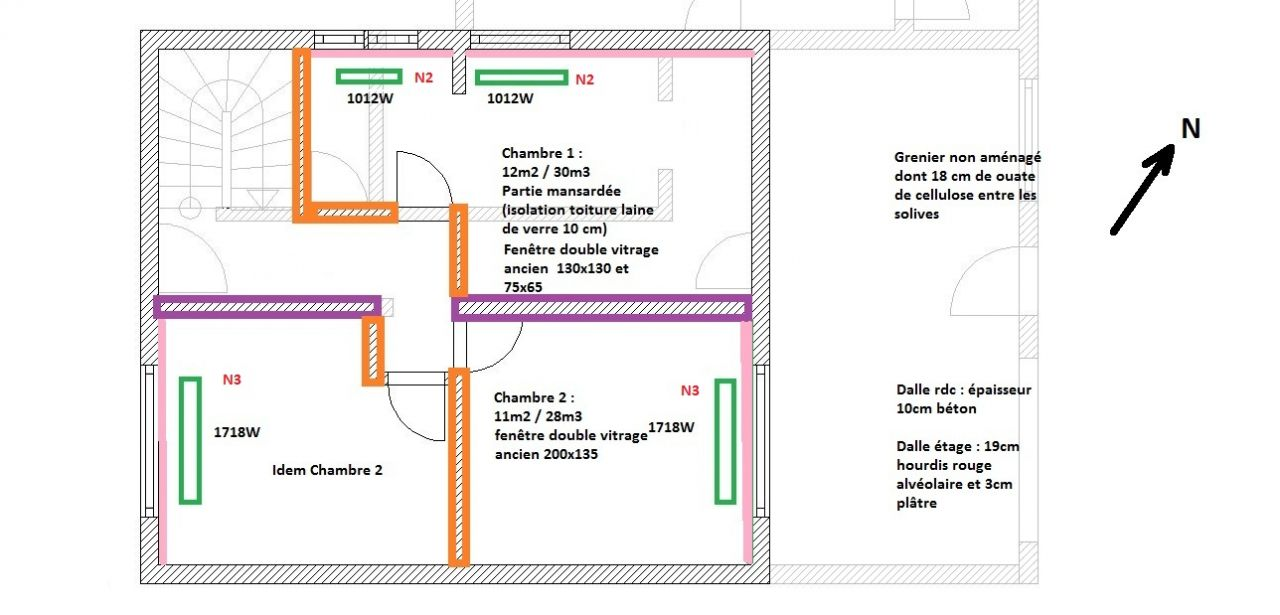 comment purger les radiateurs dans une maison a etage gallery of with comment purger les. Black Bedroom Furniture Sets. Home Design Ideas