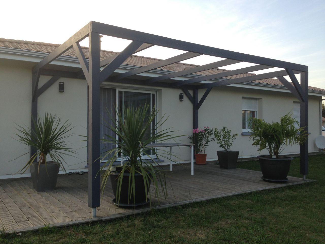Pergola - Gironde (33) - aout 2013