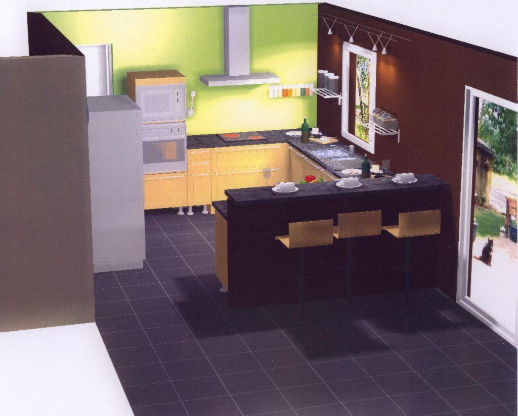 Projet notre cuisine quintett chez schmidt 6 messages - Modeles cuisines schmidt ...