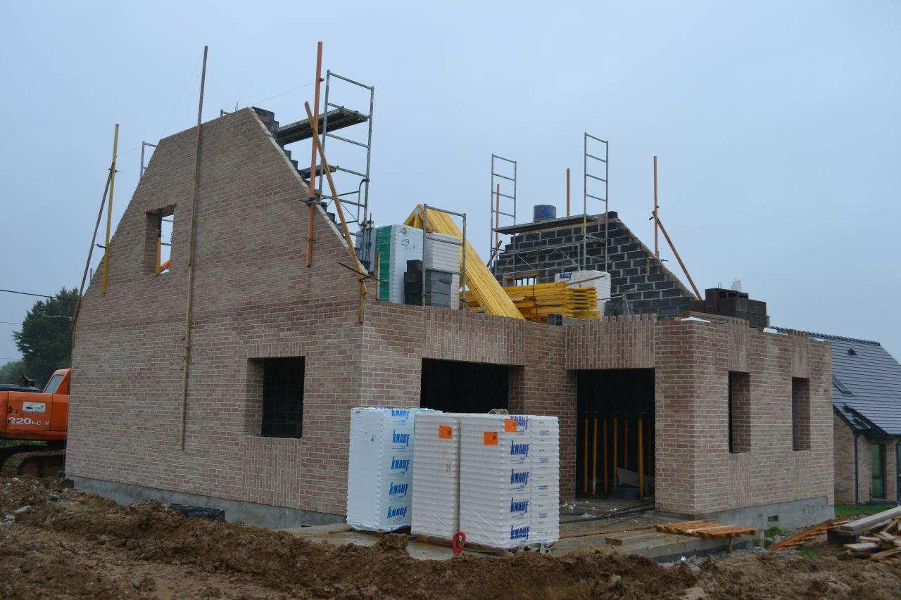 Construction maison neuve etape maison moderne for Forum construction maison