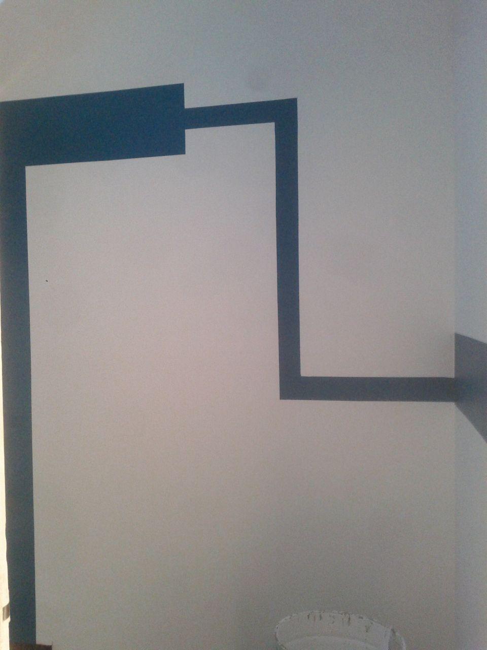 peinture wc dernier étage