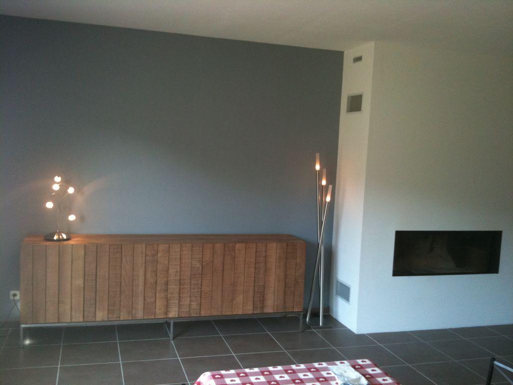 Salon Gris Galet : Ophrey peinture salon gris galet prélèvement d