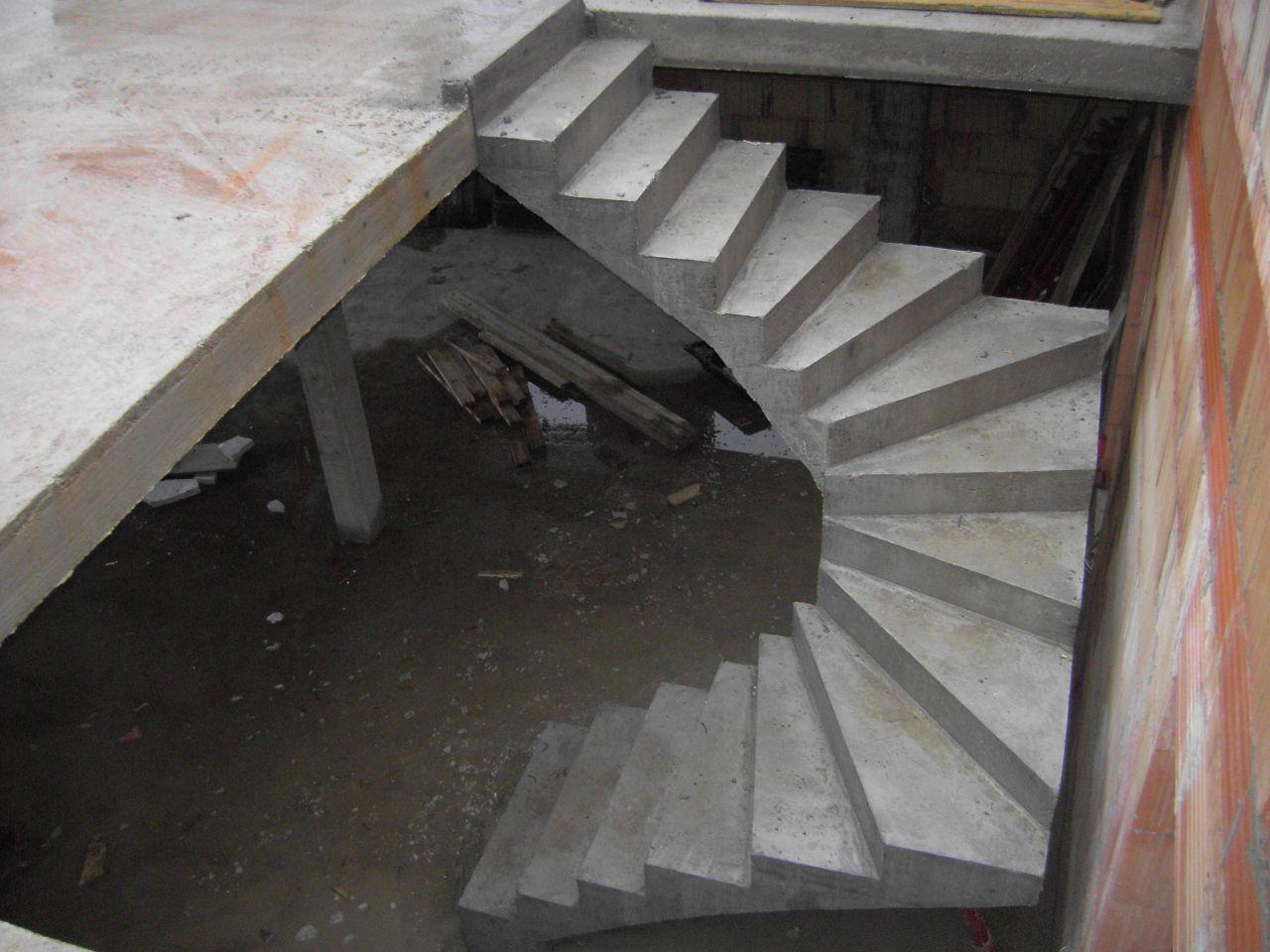Escalier en apesanteur les terrassiers sont de retour 2 me r union techni - Escalier en apesanteur ...