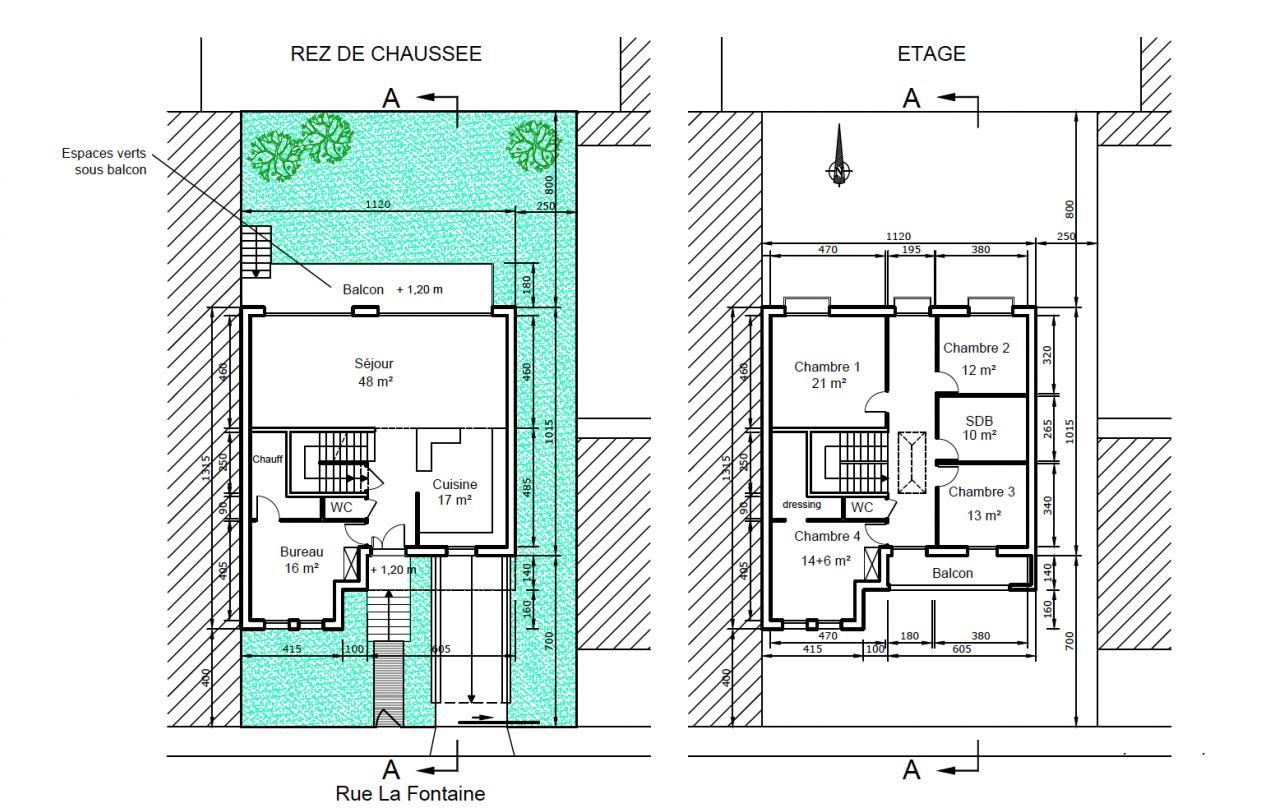 Avis plan maison ss rdc r 1 36 messages for Assurer une maison en zone inondable