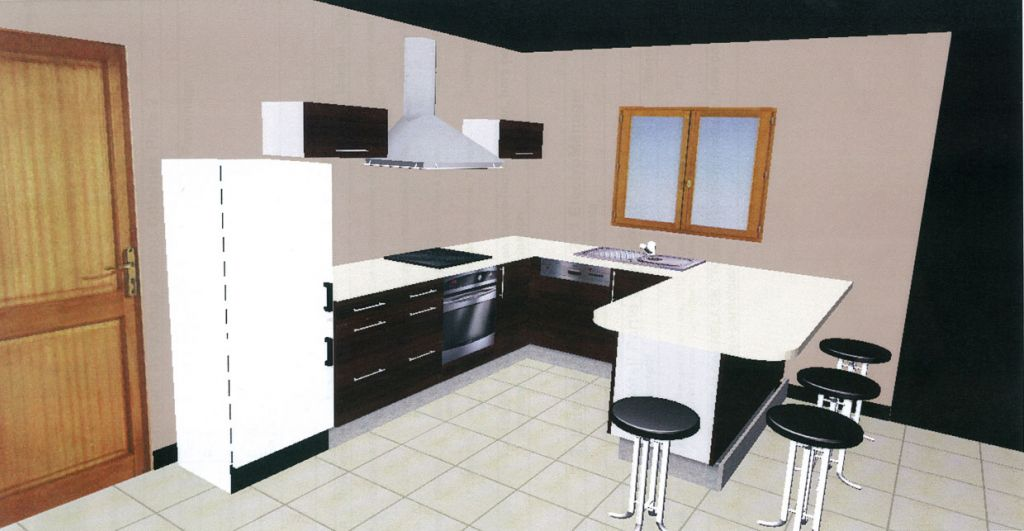 les projets implantation de vos cuisines 8831 messages. Black Bedroom Furniture Sets. Home Design Ideas
