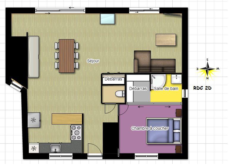 avis svp plan maison r 1 135m sur ss sol 30m hab ss sol 12 messages. Black Bedroom Furniture Sets. Home Design Ideas