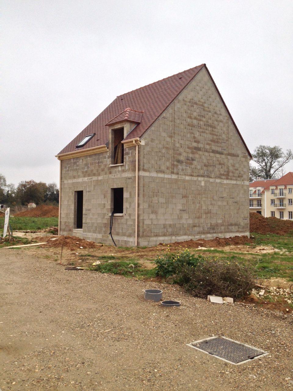 Maison Pierre futurs voisins