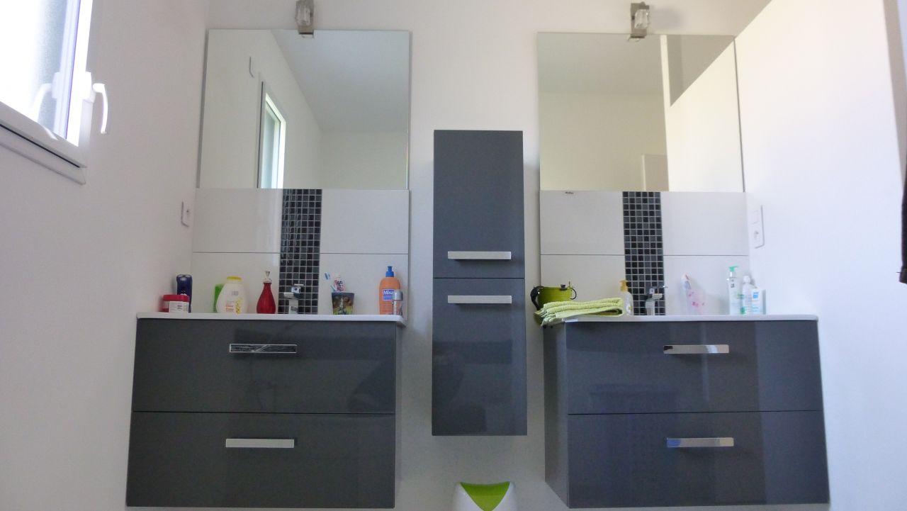 Photos de vos salles de bain, une fois terminées ?   1334 messages ...