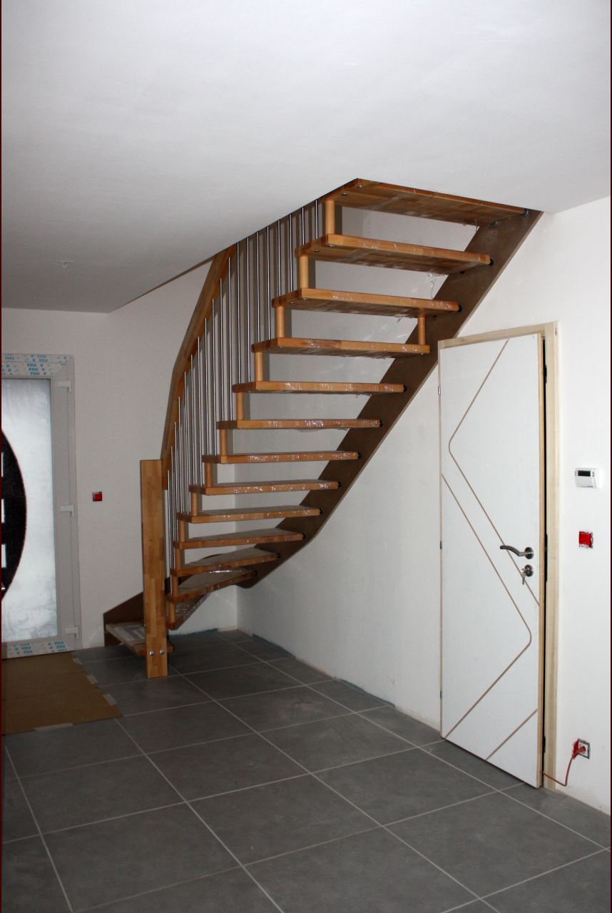 choisir son escalier. Black Bedroom Furniture Sets. Home Design Ideas