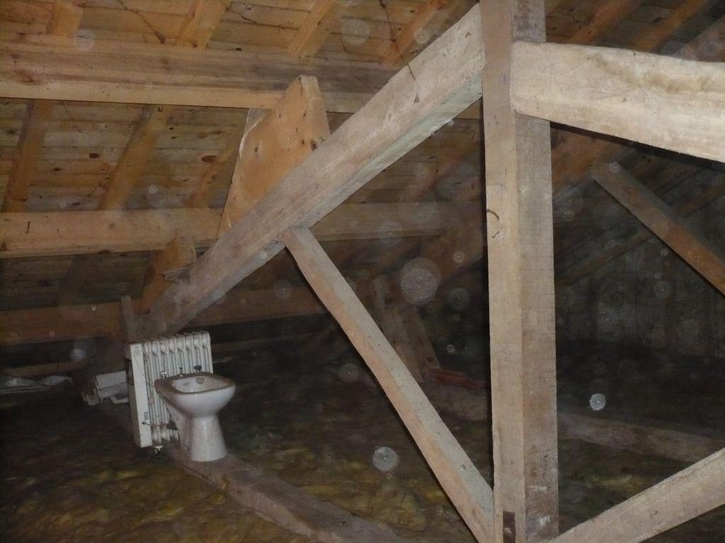 modification de charpente pour am nagement des combles 5. Black Bedroom Furniture Sets. Home Design Ideas