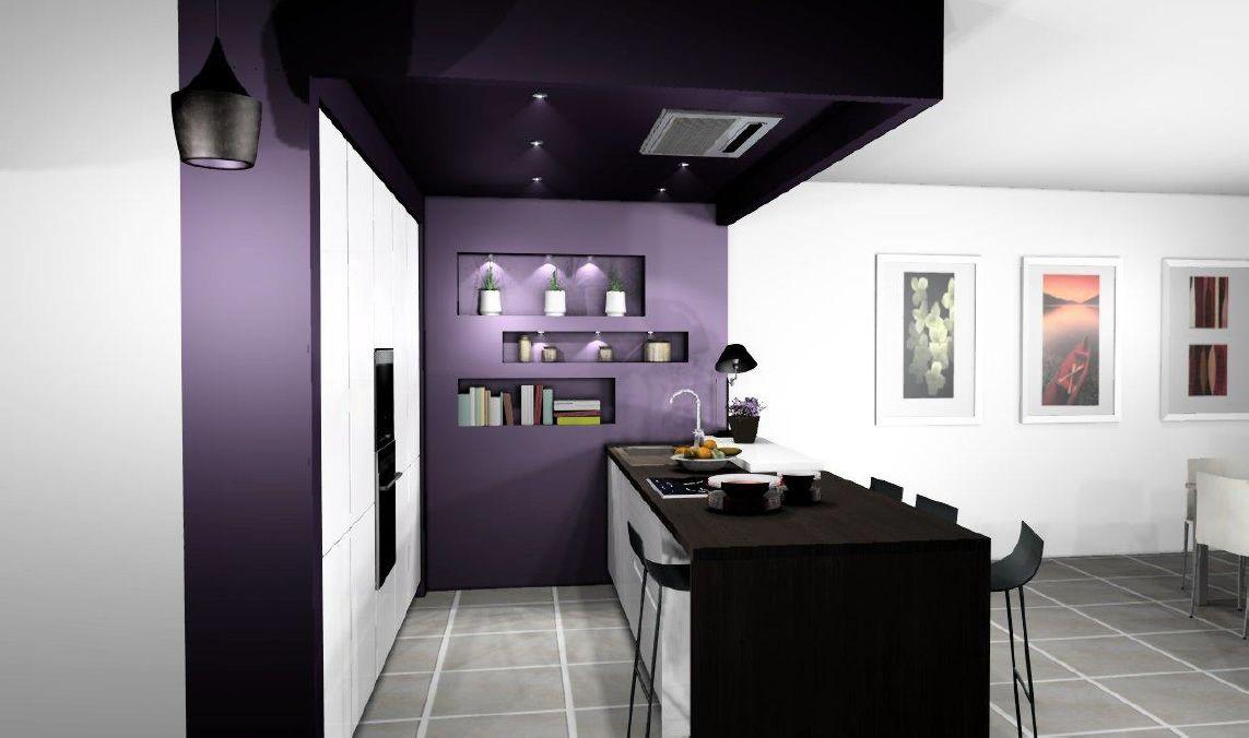 Photos 3d de notre future cuisine derni re ligne droite for Cuisine 3d forum