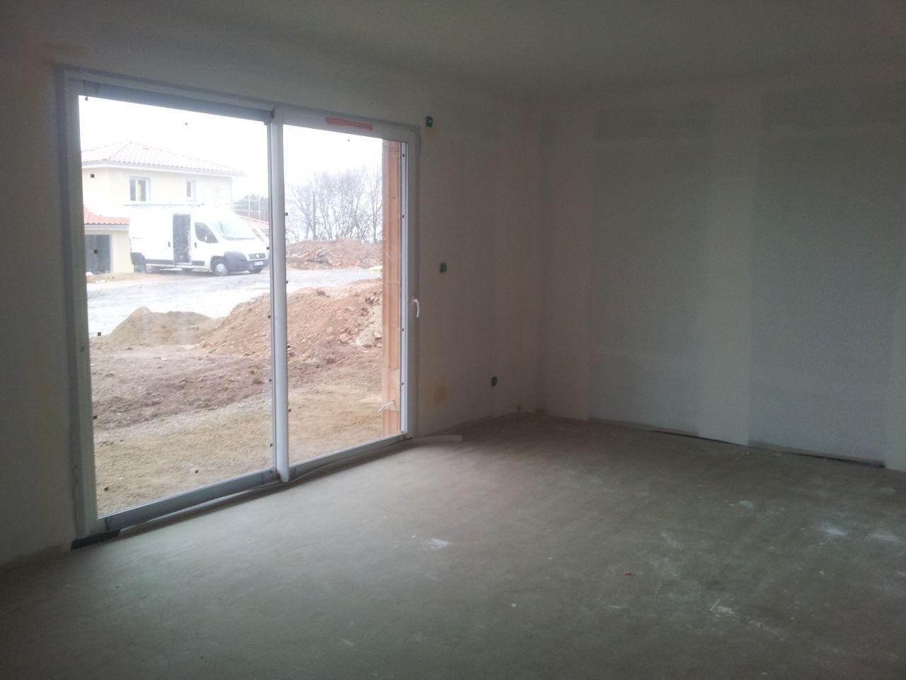 Préparation des murs (ponçage et sous couche)