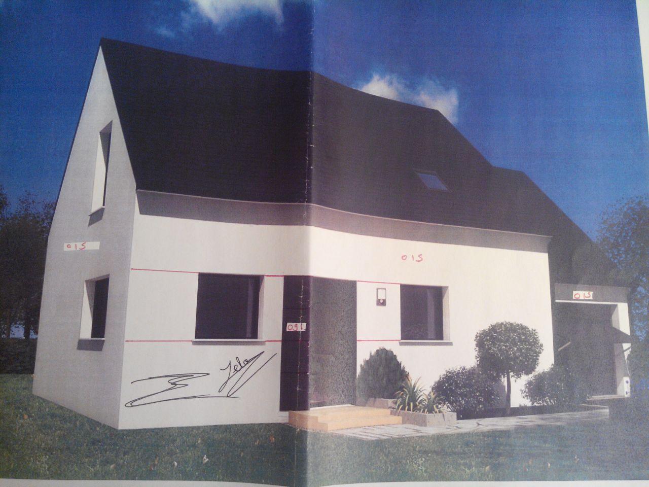 Plan de maison trecobat plan de de maison technobat 5 for Modele maison trecobat