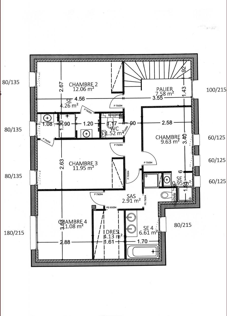 Avis maison moderne r 1 toit plat 130m2 60 messages for Forum construction maison
