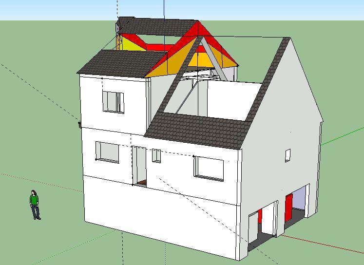 pente minimum toiture tuile perspective de chez monnier 5 messages. Black Bedroom Furniture Sets. Home Design Ideas