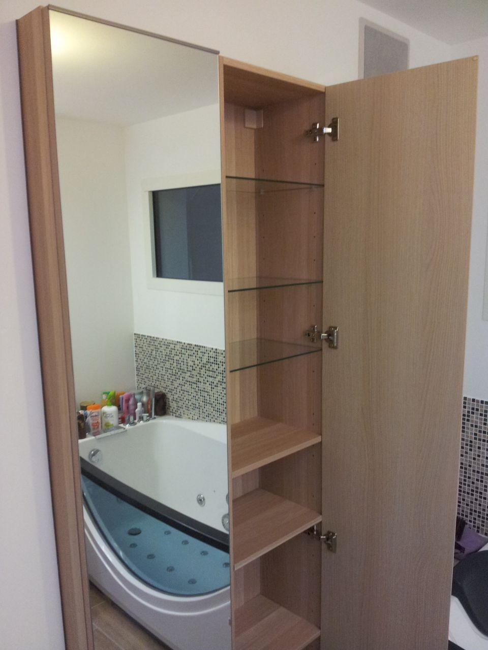 Toilettes pour invit s d coration salon moderne design - Cloison demontable chambre ...