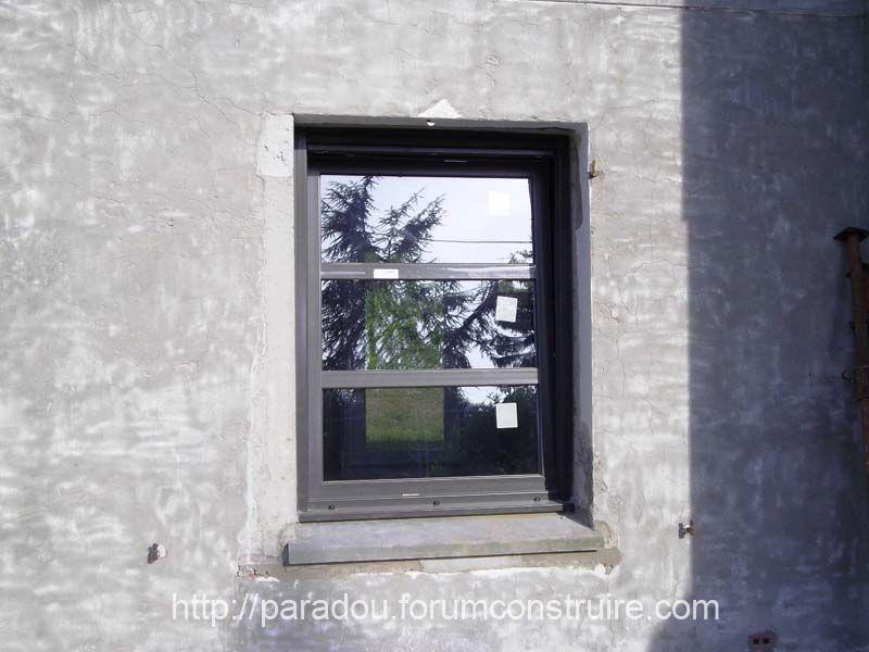 Fenêtre chambre AV