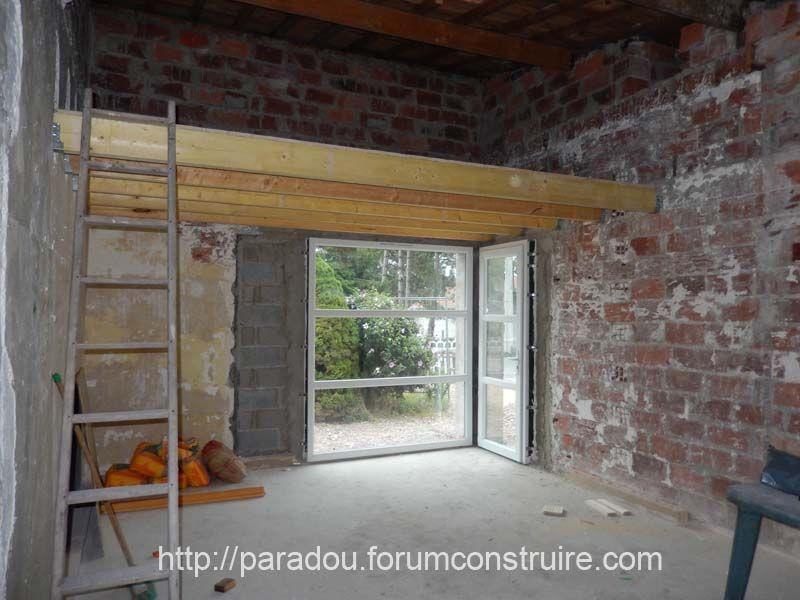 Mezzanine Salon pose plancher