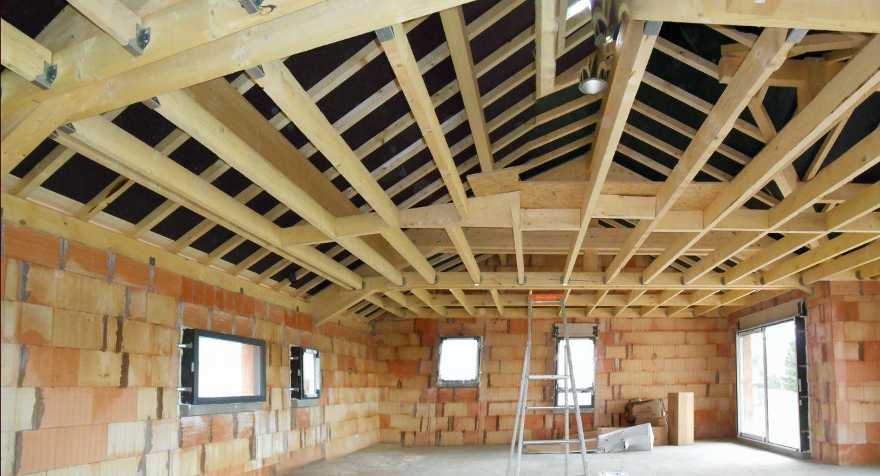 Solivage pour plafond étage
