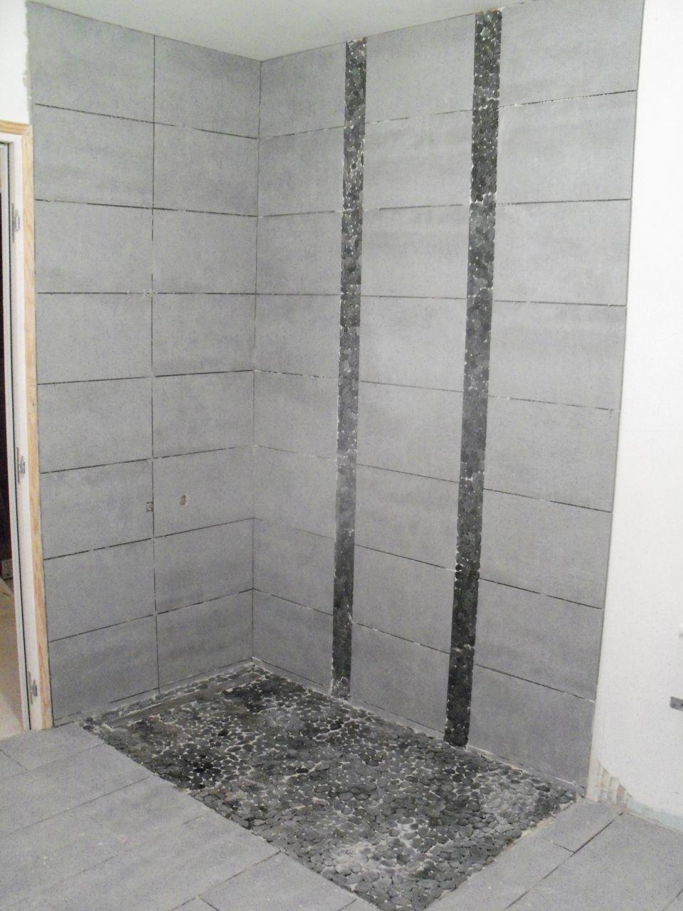Carrelage de la douche pas de calais for Nettoyer carrelage douche