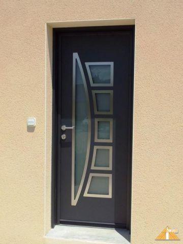 la porte que nous avons choisi