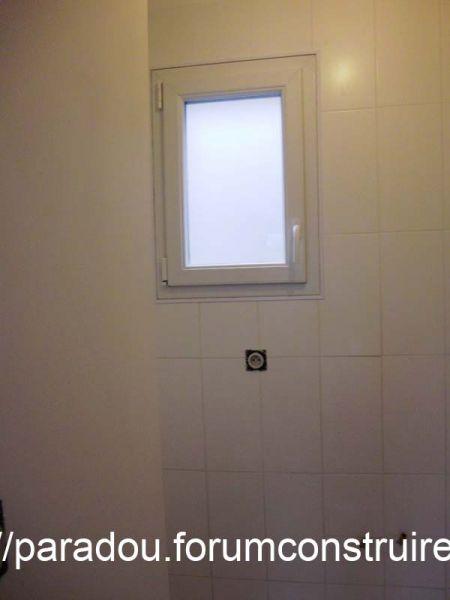 faience murale salle de douche