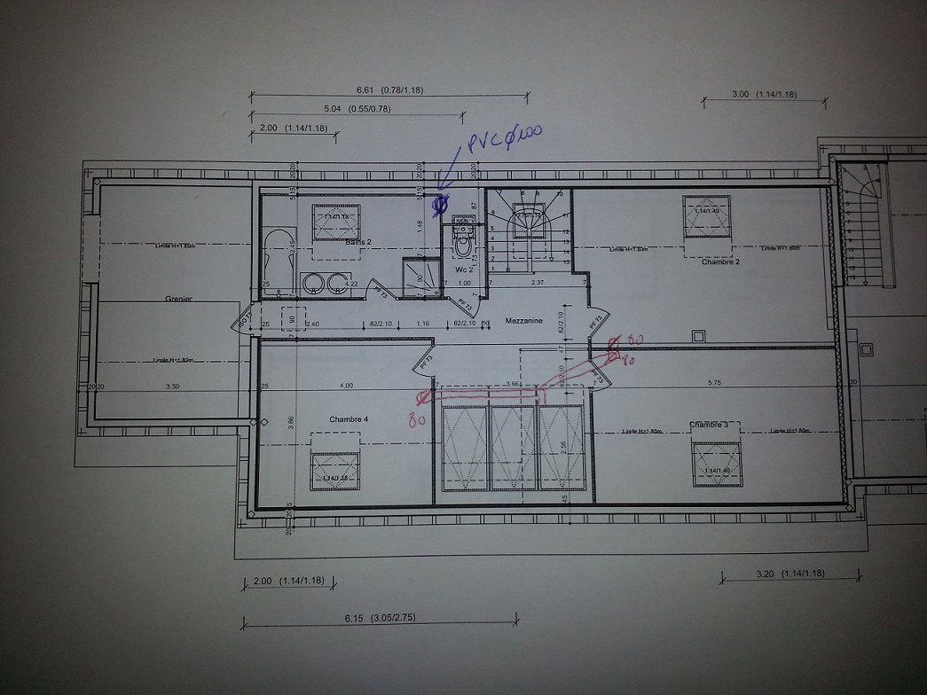 avis sur plan vmc double flux 8 messages. Black Bedroom Furniture Sets. Home Design Ideas