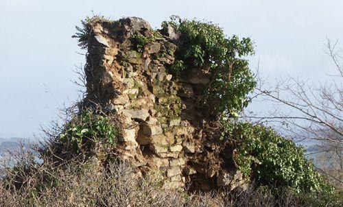 Effondrement ruine