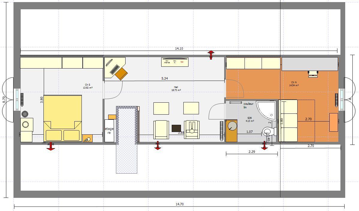 charpente combles am nageables 21 messages page 2. Black Bedroom Furniture Sets. Home Design Ideas