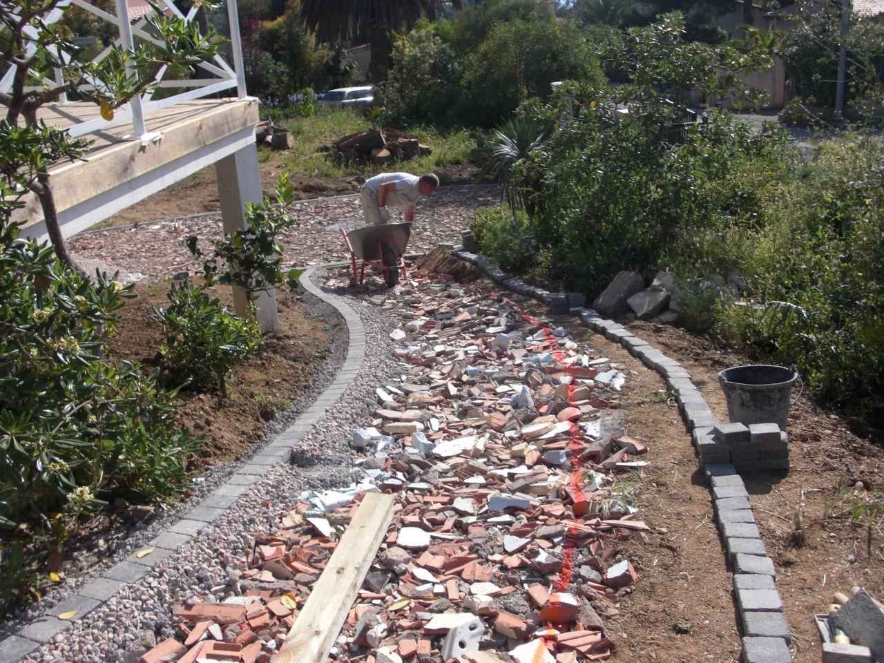 Comment Enlever Ciment Sur Pavés beton sec et pose de pave beton circulable - 14 messages