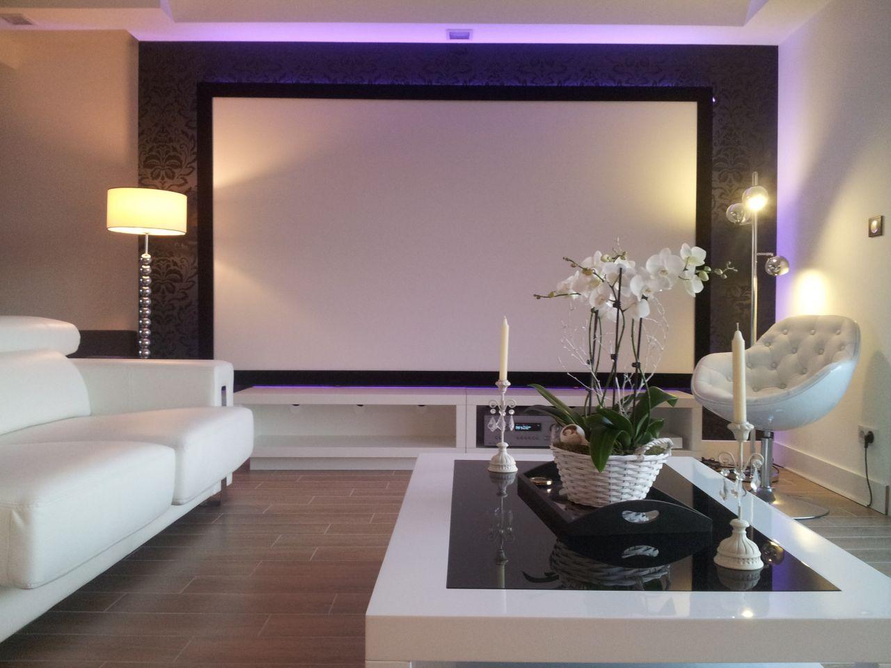Home Cinema Gerable Par Tablette