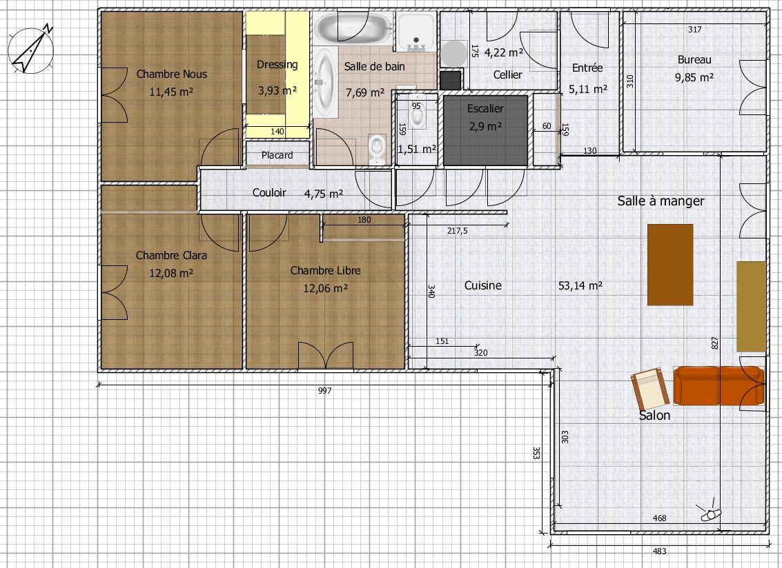 Plan complet maison finest un plan complet serait mieux for Plan complet maison