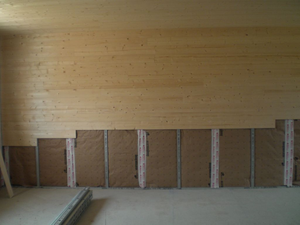 Bardage bois int rieur 8 messages for Habillage mur interieur en bois