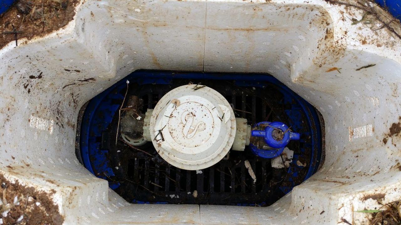 Rehausse compteur d 39 eau 12 messages - Regard compteur d eau exterieur ...