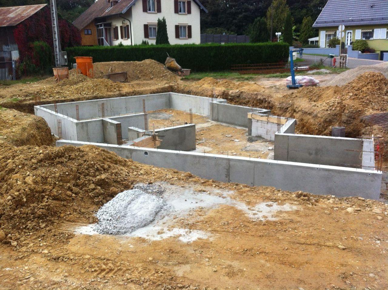 implantation terrassement fondas 39 et vide sanitaire st ulrich haut rhin. Black Bedroom Furniture Sets. Home Design Ideas