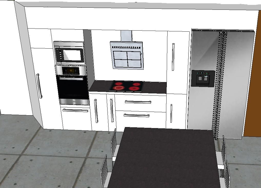 Implantation de la future cuisine besoin d 39 avis et d for Logiciel implantation cuisine