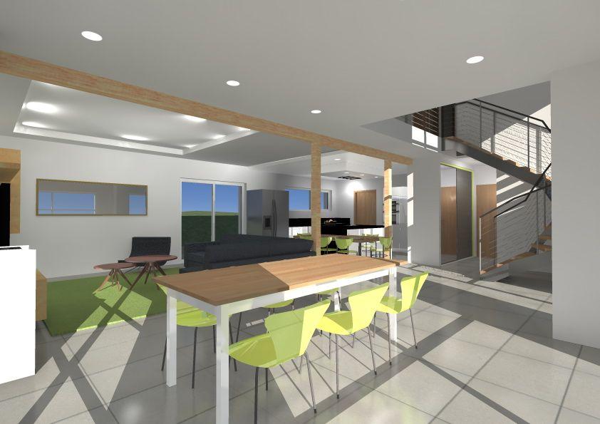 petit point sur l 39 avanc e du chantier terrassement gros terrassement fait d but fondations. Black Bedroom Furniture Sets. Home Design Ideas