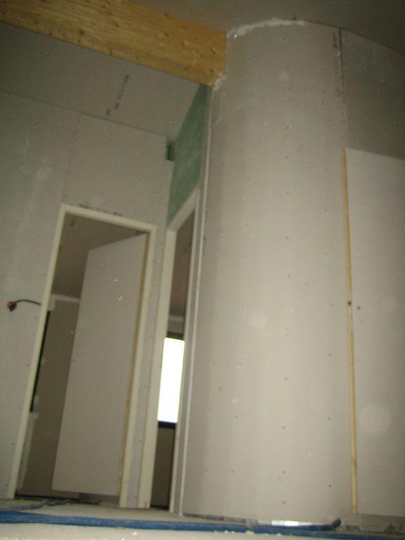 cr er une niche cintr e dans un mur placo 11 messages. Black Bedroom Furniture Sets. Home Design Ideas