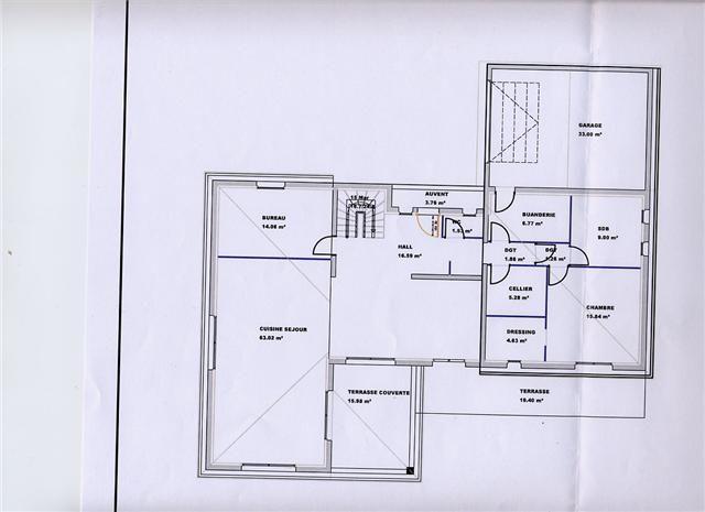 Vos avis sur plan de maison en l de 160m 8 messages for Concevez vos plans de maison