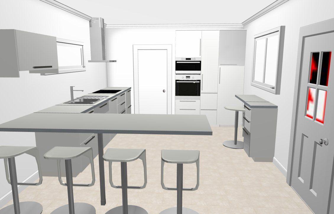avis implantation cuisine ikea pr l vement d 39 chantillons et une bonne id e de. Black Bedroom Furniture Sets. Home Design Ideas