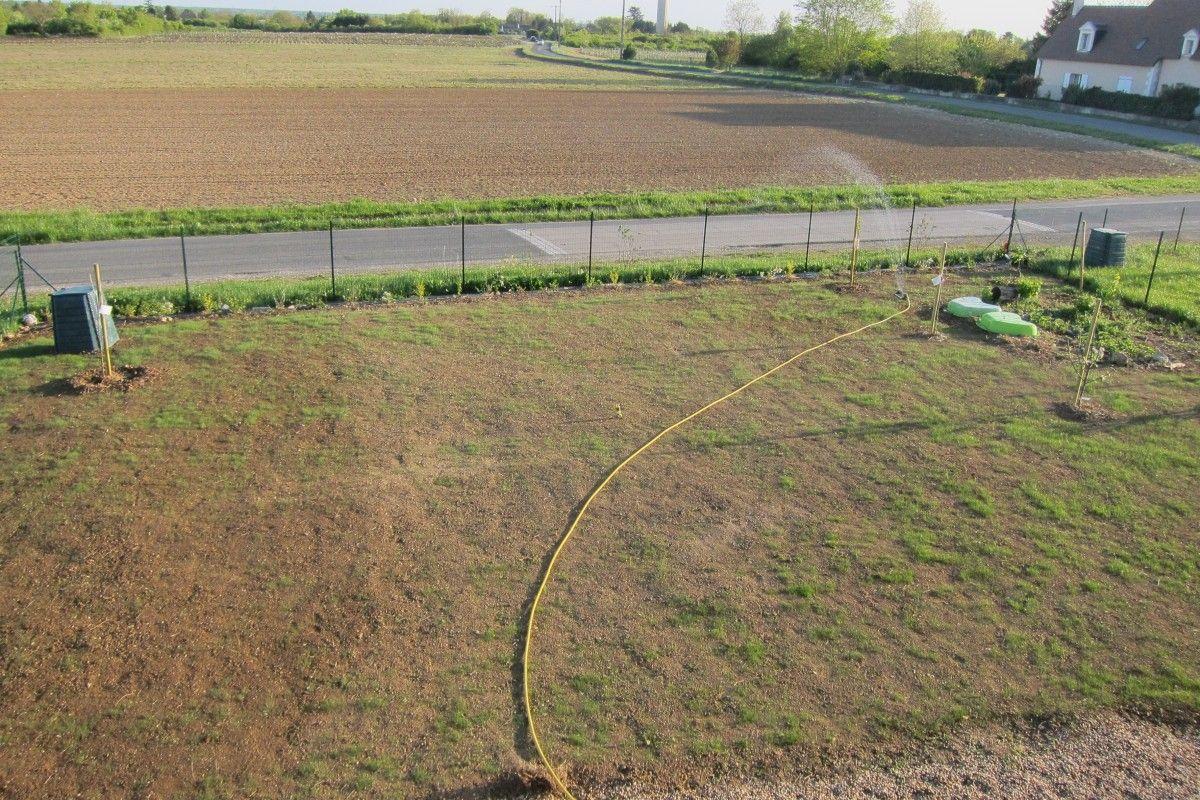 Pousse du gazon bilan des consommations un an bilan for Jardin vouvrillon
