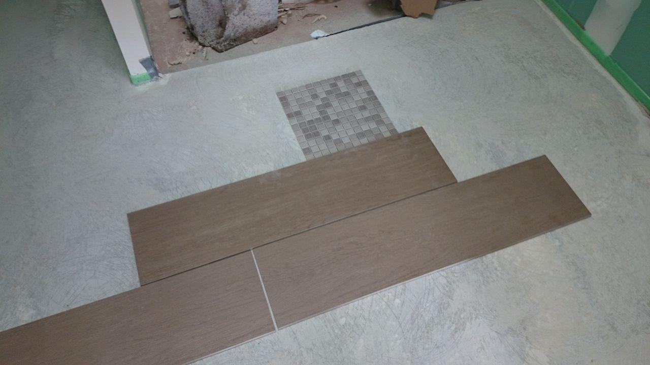 Plancher chauffant ponc le carrelage est arriv for Carrelage sur plancher chauffant