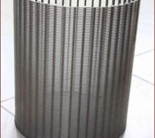 filtre inox